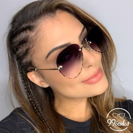 Óculos de Sol Aviador Kay