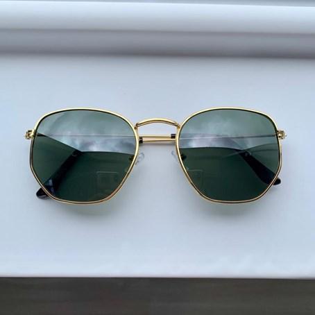 Óculos de Sol Hexagonal Hera