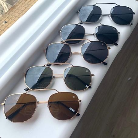 Óculos de Sol Hexagonal Laura