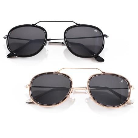 Óculos de Sol Hexagonal Mirian
