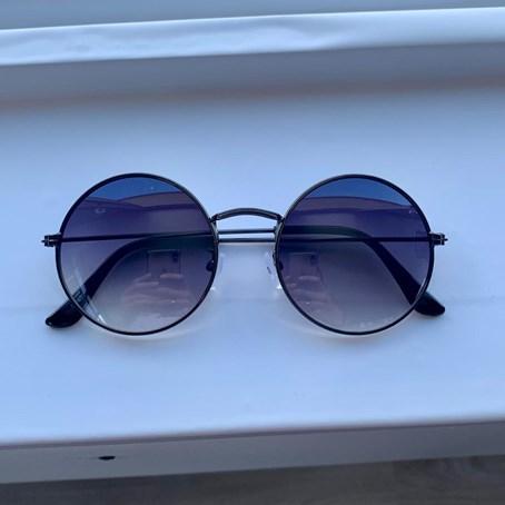 Óculos de Sol Redondo Care