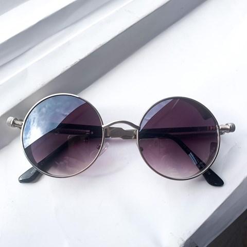 Óculos de Sol Redondo Minas