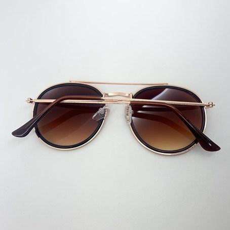 Óculos de Sol Redondo Rocco