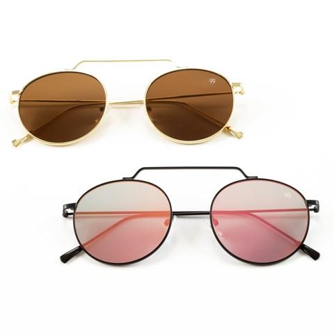 Óculos de Sol Redondo Stela 2.0