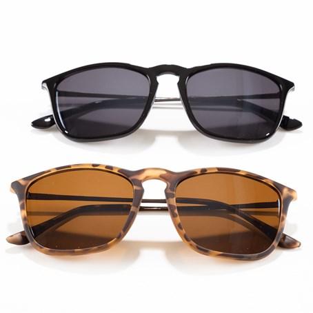 Óculos de Sol Retangular Chris