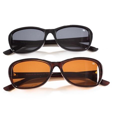 Óculos de Sol Retangular Edna